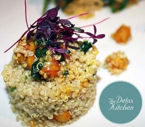 Delicious healthy eating with The Detox Kitchen