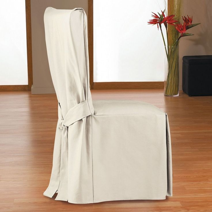 Dining Room Slip Covers: 1000+ Ideas About Dining Chair Slipcovers On Pinterest