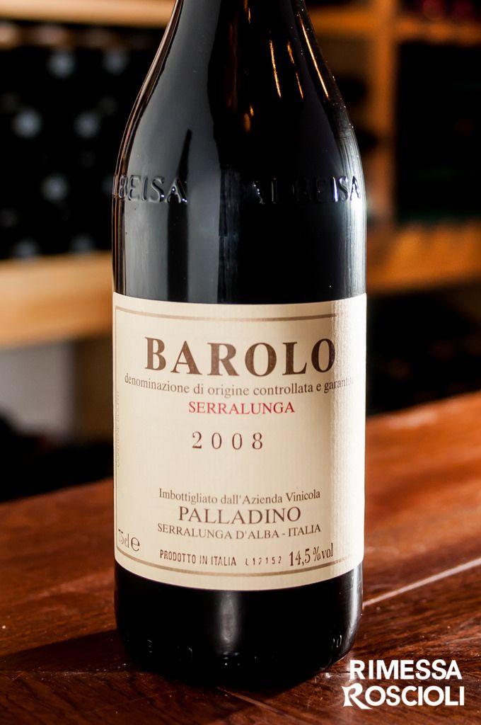 Barolo '08, Palladino di Serralunga d'Alba