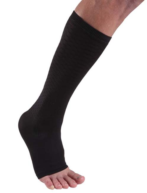 Cramer Black Small ESS Ankle Compression Sleeves - 1 Pair: Built to serve athletes at rest… #SportingGoods #SportsJerseys #SportsEquipment