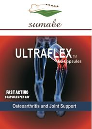 Sumabe Ultraflex Osteoarthritis and joint support, 60 Capsules