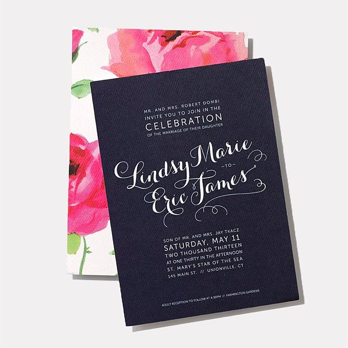 25 Creative Wedding Invitation Designs for Every Style of Celebration