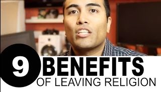 The video below, part of The Atheist Voice series, discusses 9 benefits of leaving your religion. The video was inspired by Neil Carter's post here.