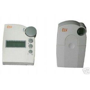 ELV FHT 8 Funk-Heizkörperthermostat Spar-Set für einen Raum Sonderkonditionen « Heizkörperthermostat