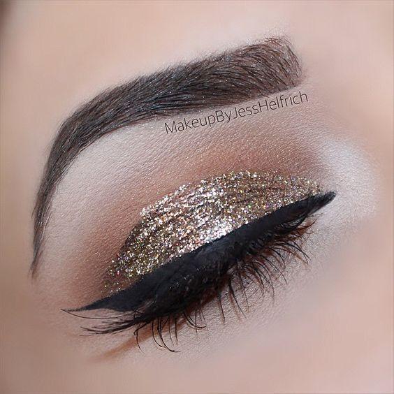 @anastasiabeverlyhills dipbrow in dark brown, revlon photoready eye art in topaz twinkle ✨ #makeupbyjesshelfrich: