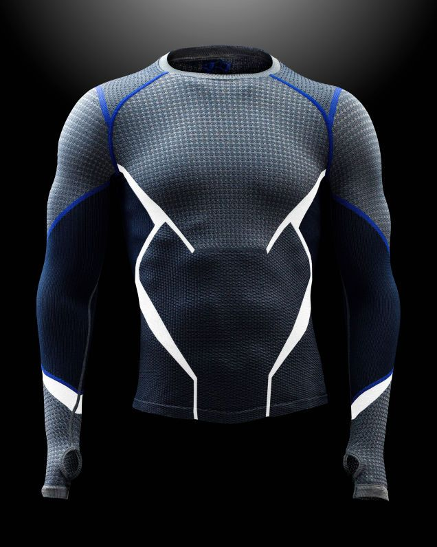 The Incredible, Tactical Undergarments Designed for the Avengers Cast