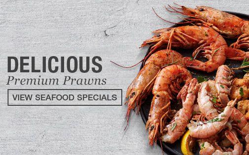 Delicious Premium Prawns