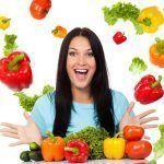 benefit of veggie diet #vegetariandietsbenefits