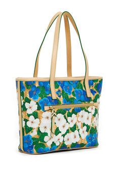 Dooney & Bourke Pansy Charleston Shopper