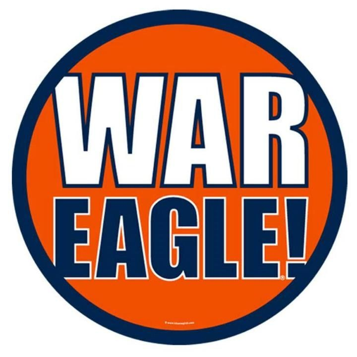 17 Best images about Auburn War Eagle LOVES on Pinterest ...