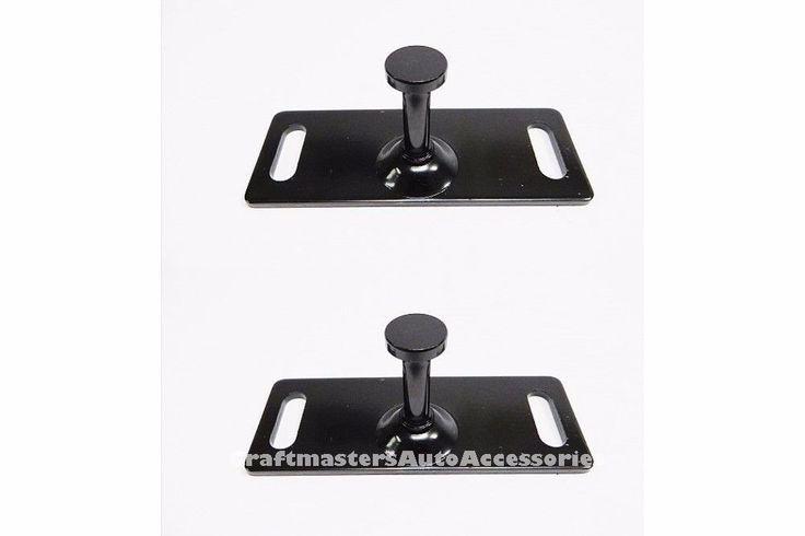 Truck tonneau cover LEER 2 Striker plates w/ pin # 70874  #LEER