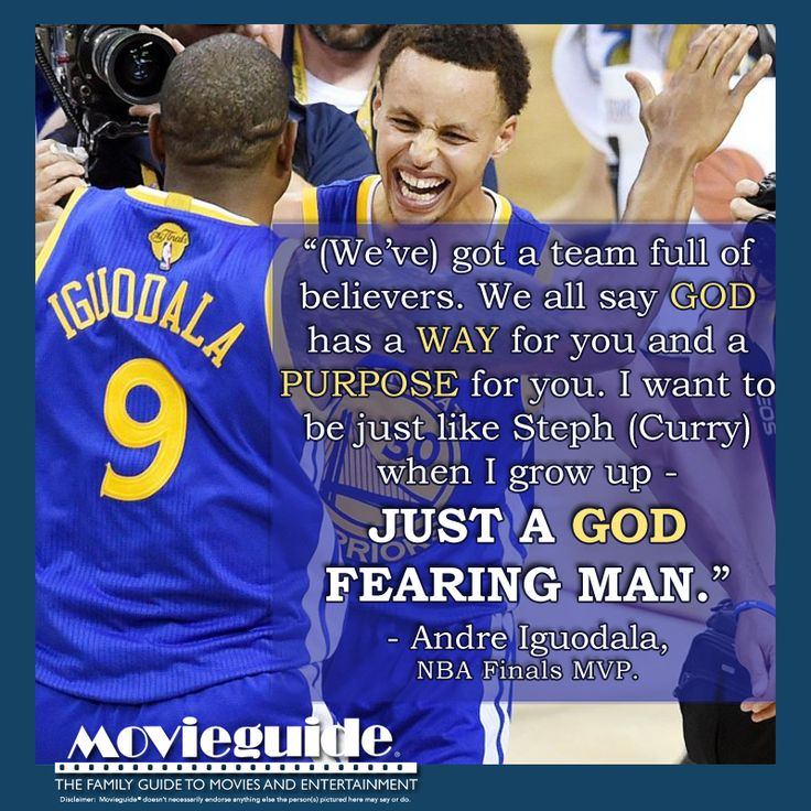Basketball Championship Quotes: GREAT Quote From NBA Champion And Finals MVP, Andre