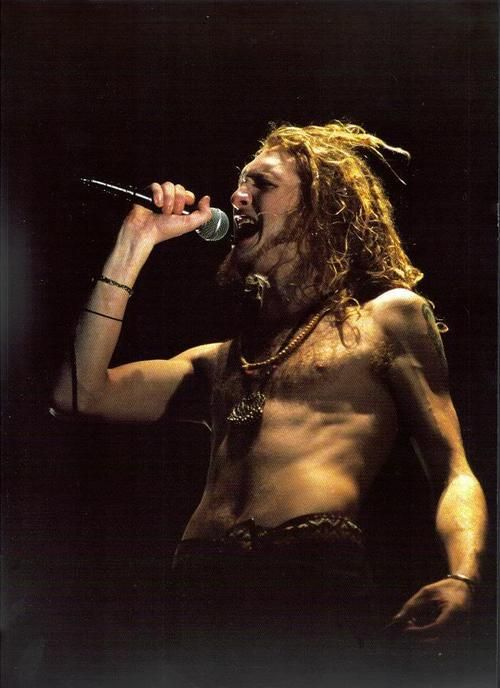 Layne Staley of Alice in Chains