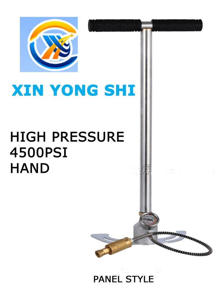 92$  Buy here - 4500PSI 300bar 30mpa high pressure pcp hand operated air pump hand car mini panel air pump   #buychinaproducts