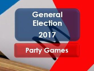 General Election 2017: Party Games