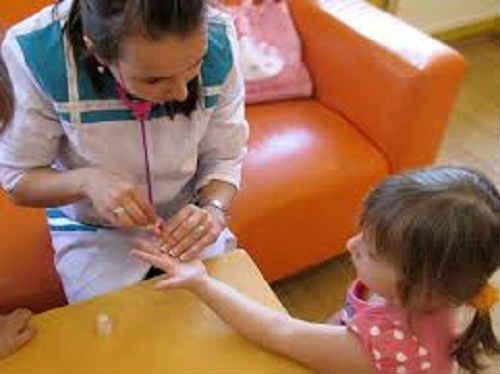 повышены эритроциты в крови у детей