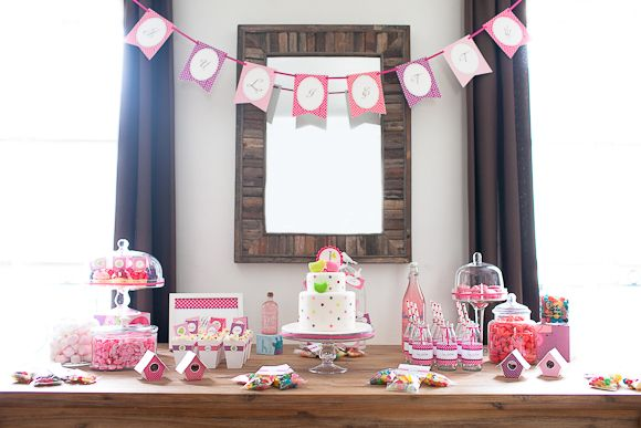 49 best id es d co anniversaire images on pinterest - Idees deco table anniversaire ...