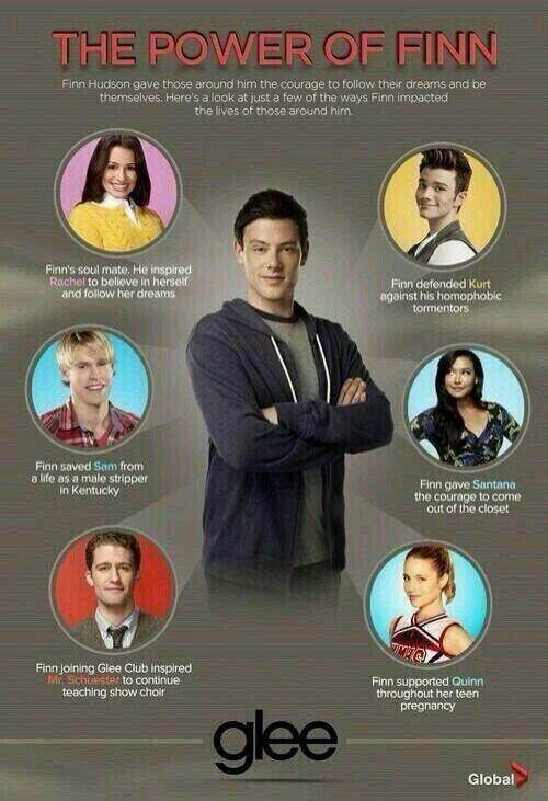 #Glee - Finn Hudson