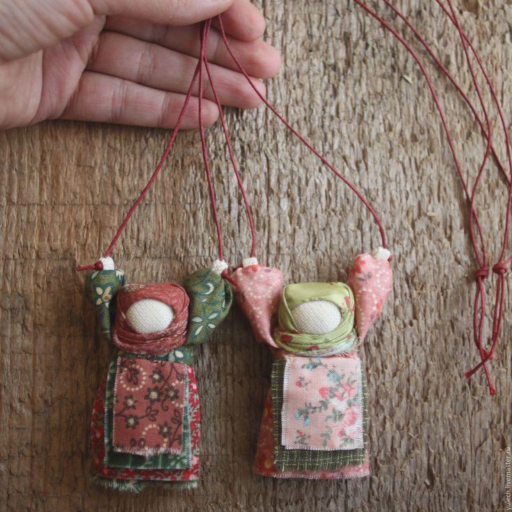 Купить Благодать народная кукла - комбинированный, народная кукла, дом, деревня, традиция, благодать, радость