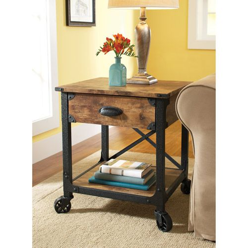 Cost Plus Industrial Coffee Table: 25+ Best Ideas About Industrial Side Table On Pinterest