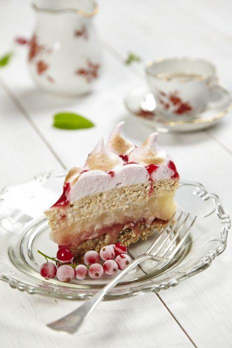 Az ország cukormentes tortája 2013 :ribizlihabos-almás réteges