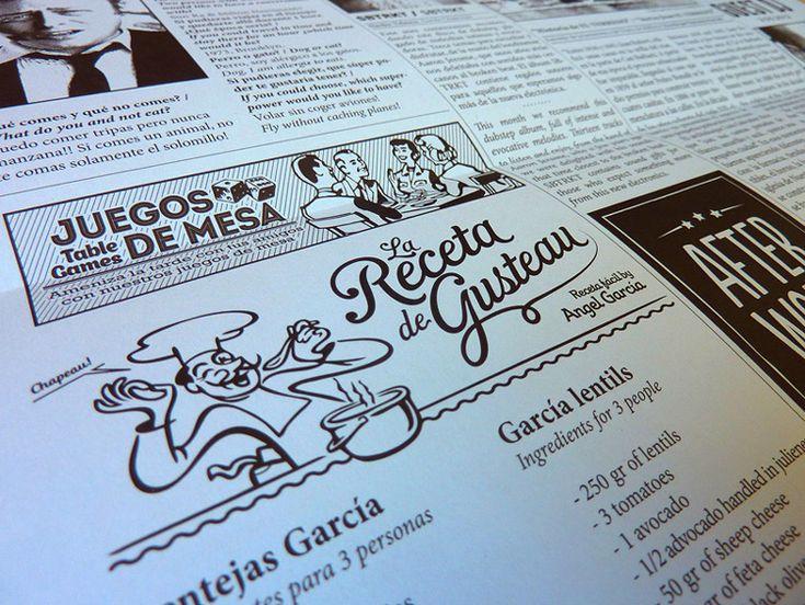 Alberto Ojeda | Diseño Gráfico, Ilustración, Apps y Web en Palma de Mallorca | GARITO CAFÉ BRANDING