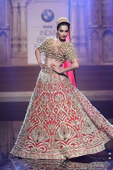 Abu Jani & Sandeep Khosla - BMW India Bridal Fashion Week 2015
