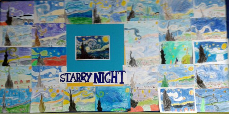 Starry Night-1st cycle