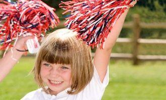 Skyhawks Cheerleading Camp #Kids #Events