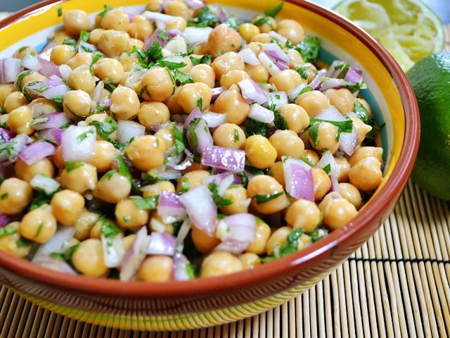 cumin lime chickpeas I am making this