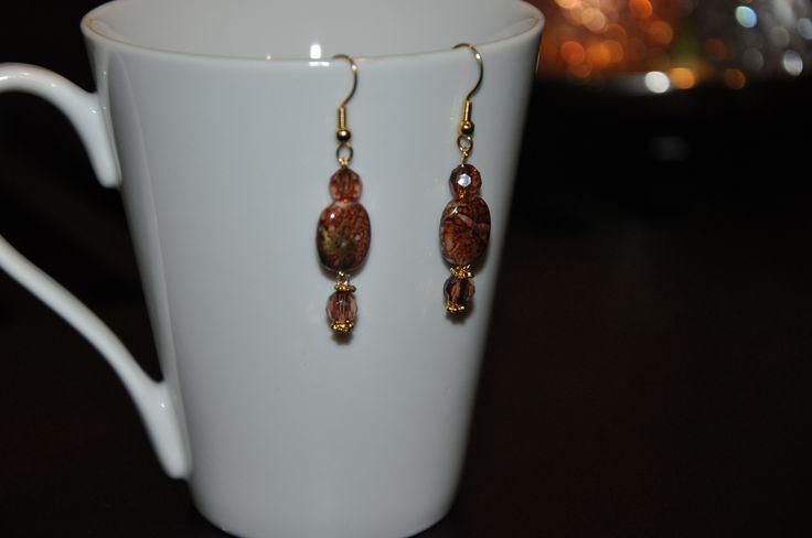 Fashion bead and crystal
