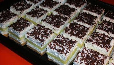 Receptek, és hasznos cikkek oldala: Emeletes élvezet – Sütés nélküli finomság, lehűtve a legfinomabb. Vigyázat! Gyorsan elfogy!