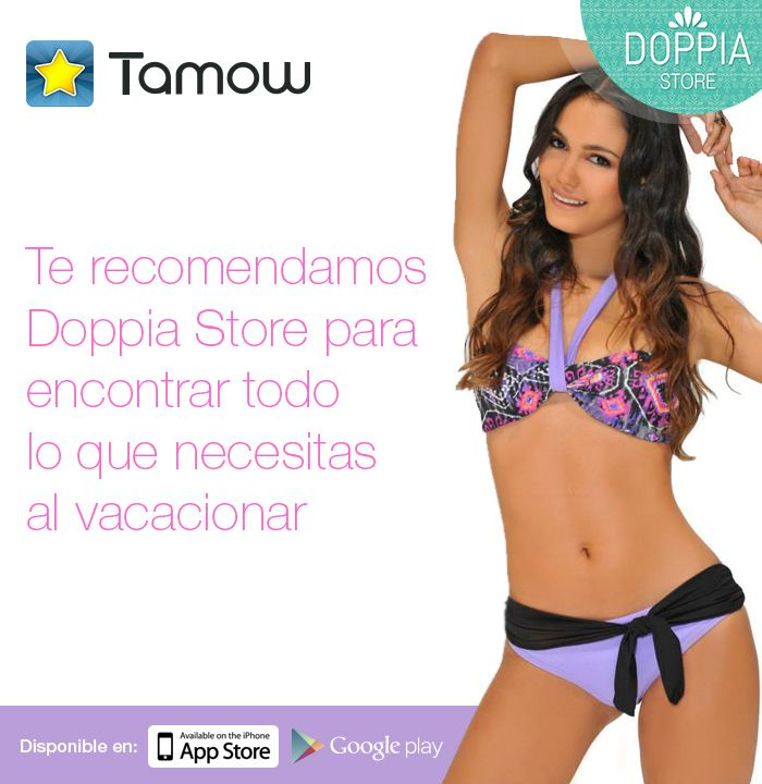 Nuestros usuarios te #Recomiendan la tienda Doppia Store Bogotá para encontrar todos tus accesorios de playa. #Califica su tienda con Tamow