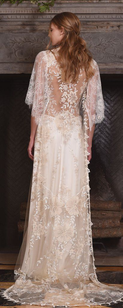 Claire Pettibone Couture Vinatge Wedding Dresses 2017 Reverie