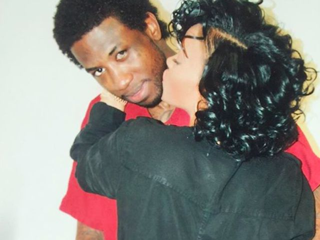 SOHH.com | Gucci Mane Hands All Over Keyshia Ka'oir From Jail ...
