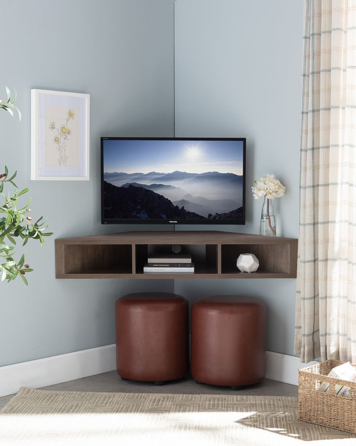 """French TV Stand for TVs up to 50"""" 