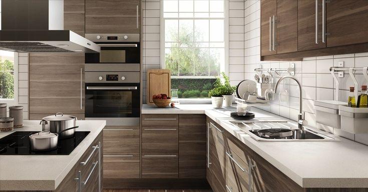 Walnoot Ikea Keuken : Beste afbeeldingen van keuken