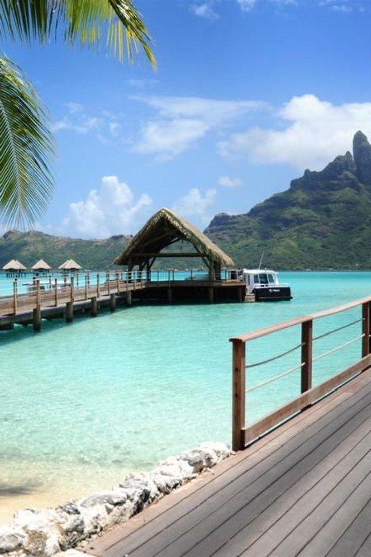 Le Meridien Bora Bora - Bora-Bora, French Polynesia
