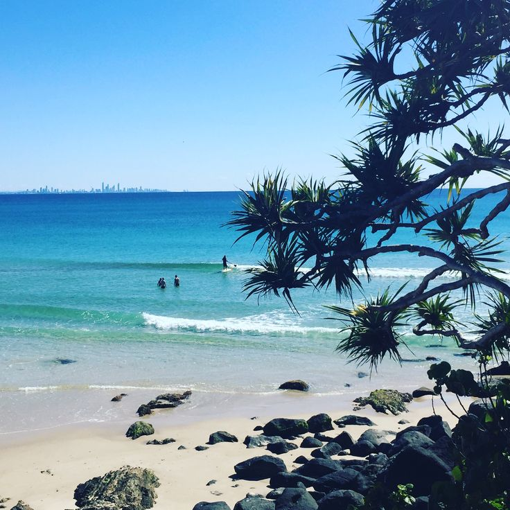 Greenmount Beach, Gold Coast, Australia www.thegirlswhowander.com