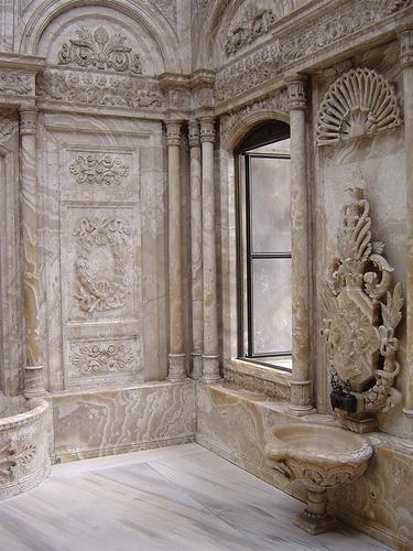 Dolmabahce Palace ISTANBUL-TURKEY