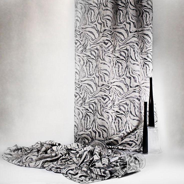 Mirtilla#Black&whitecollection#castellodelbarro#curtains#homeandfashion#