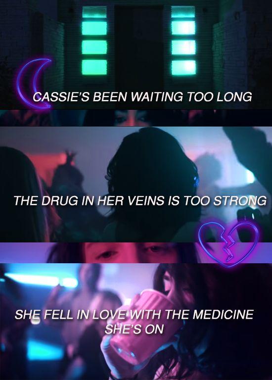 cassie | chase atlantic in 2019 | Sad song lyrics, Aesthetic