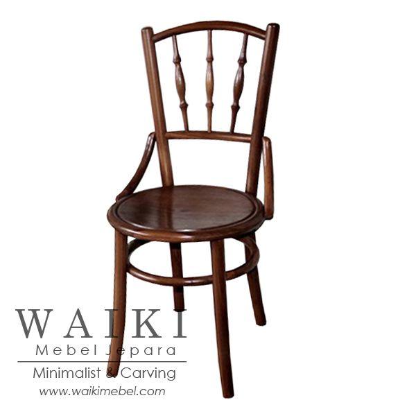 Produsen kursi kopitiam untuk keperluan cafe dan restoran. Jual kursi cafe restoran model kursi thonet kopitiam jati murah jepara berkualitas ekspor.