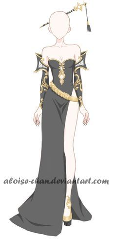 [OPEN] Dark Soul Armour Adoptable by Aloise-chan.deviantart.com on @DeviantArt