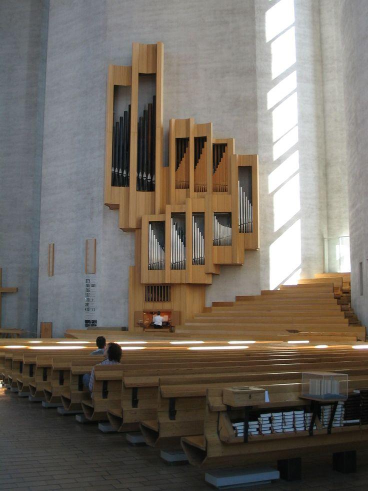 Kaleva Church, Tampere - Finland
