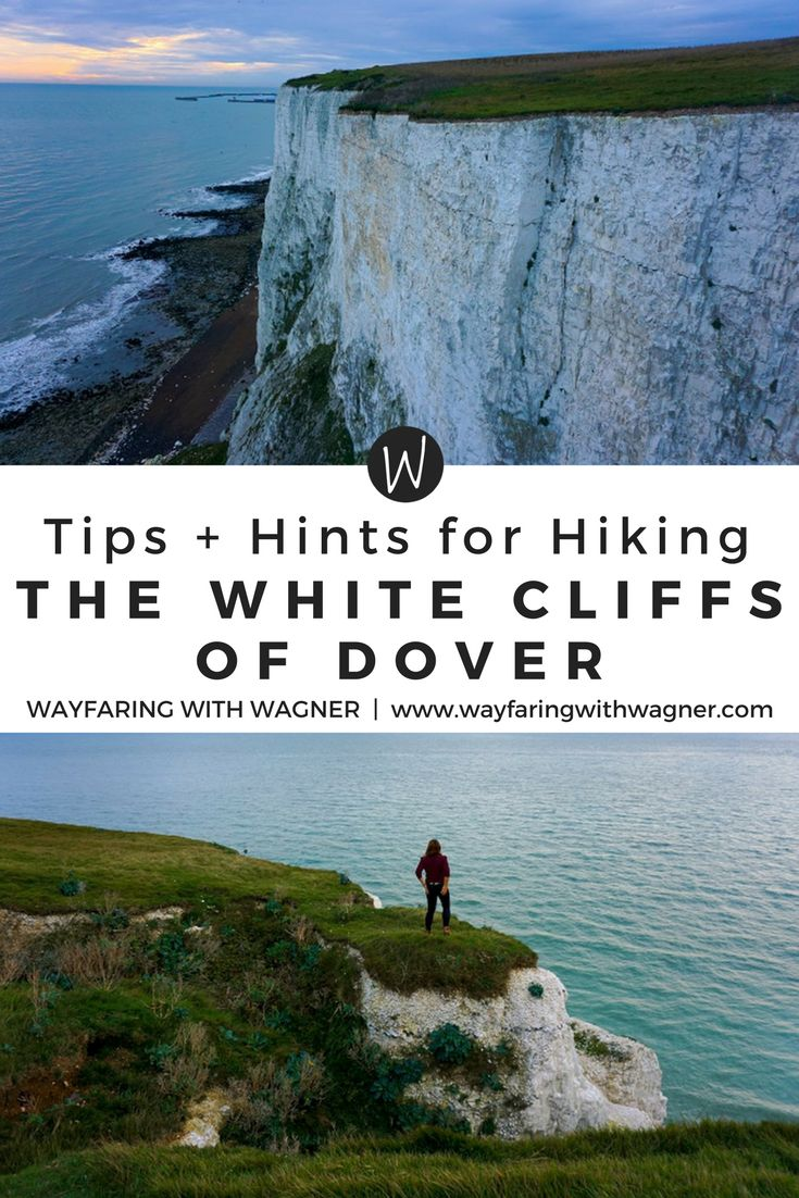 You must put the White Cliffs of Dover on your England Bucket! Click through to see more photos of this incredible hike and views along the coastline of England.