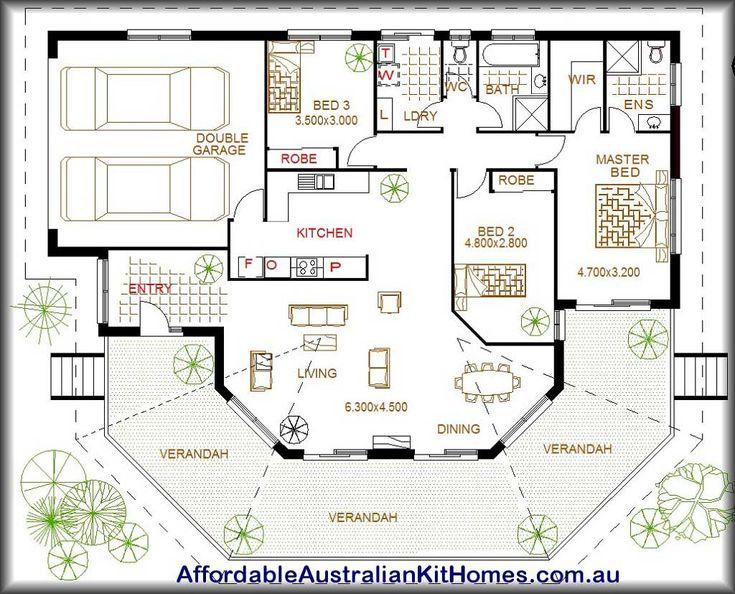 Best 25 Australian House Plans Ideas On Pinterest One