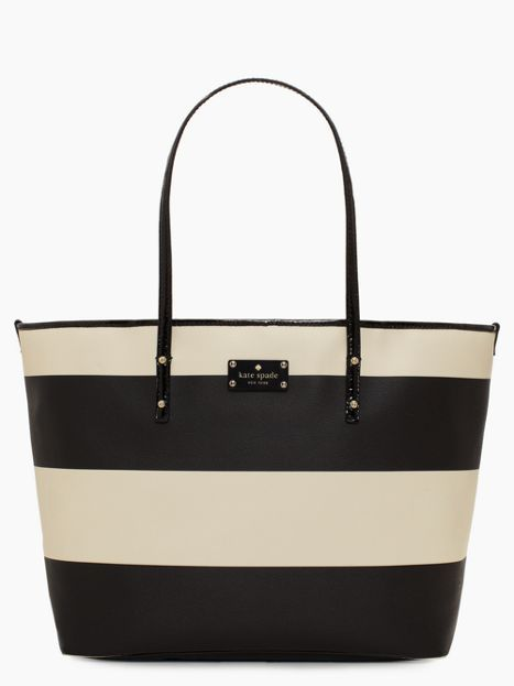 Boutique Stripe Harmony tote