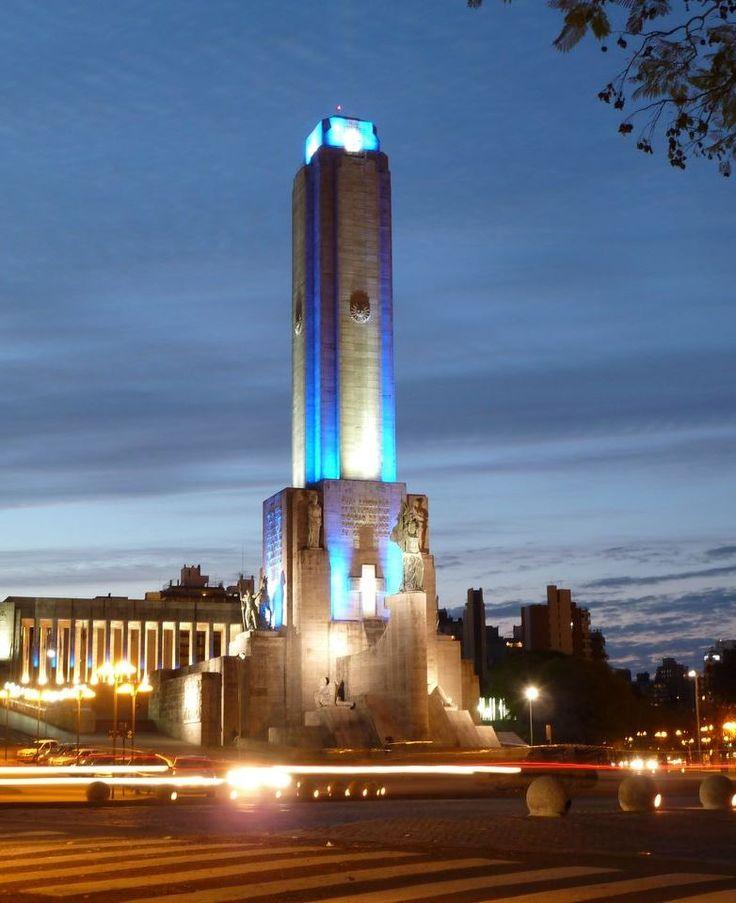 Monument to the Flag (Monumento a la Bandera) | Rosario | Santa Fé | Argentina