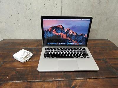 """2015 13"""" RETINA MacBook Pro 2.9ghz i5 / 8GB RAM / 512GB SSD / MF841LL/A"""